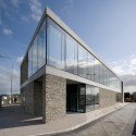 Drive Through Restaurant - Paul Dillon Architects © Paul Tierney