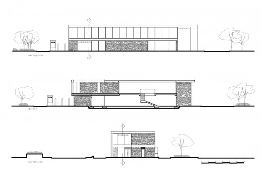 Elevations Section Details Floor Plan Elevation Foundation
