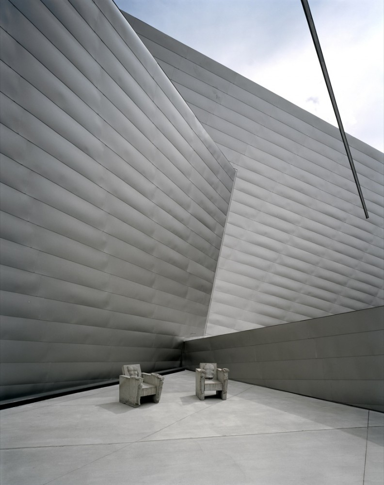 Denver Art Museum / Daniel Libeskind