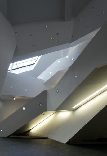 Denver art museum daniel libeskind archdaily for Denver art museum concept