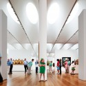 North Carolina Museum of Art - Thomas Phifer © Scott Frances