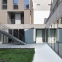 Social Housing in Paris - Frdric Schlachet Architecte  Frdric Schlachet