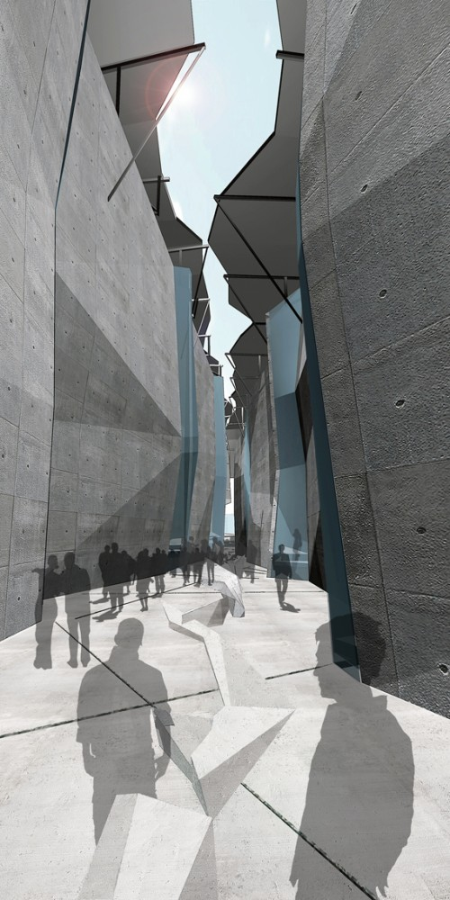 Museum of WWII in Gdańsk Competition proposal / METE SYSM