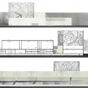 008-facades-longitudinal section Courtesy of A4 Studio