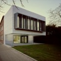 Kaldewei Entrance Pavilion and Reception Rooms - Bolles + Wilson © Rainer Mader