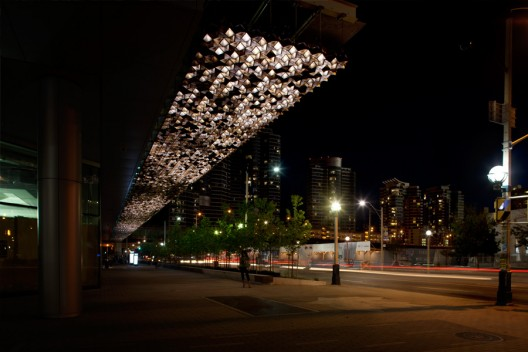 © James Medcraft, United Visual Artists, 2010