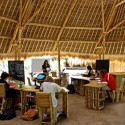 The Green School - PT Bambu © PT Bambu