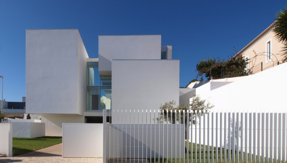 House in Paço de Arcos - Jorge Mealha © Jorge Mealha