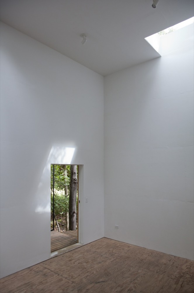 T Space - Steven Holl Architects © Susan Wides