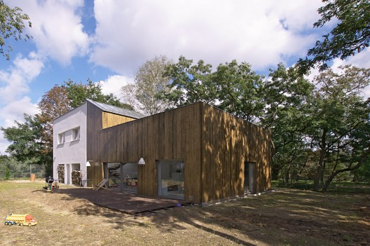 House In Poznan / Neostudio Architects | ArchDaily