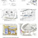 Sliced Porosity Block / Steven Holl Architects Courtesy of Steven Holl