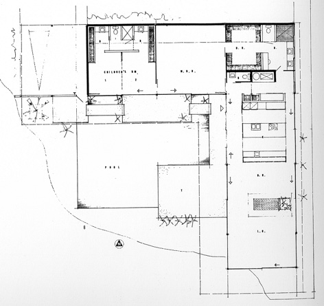 Architecture photography stahl house plan 83052 for Ad house plans