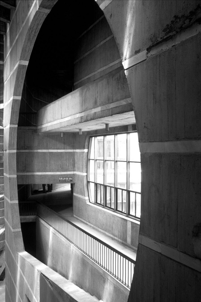 AD Classics: National Assembly Building of Bangladesh / Louis Kahn