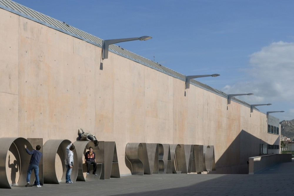National Museum of Underwater Archaeology / Estudio Vazquez Consuegra