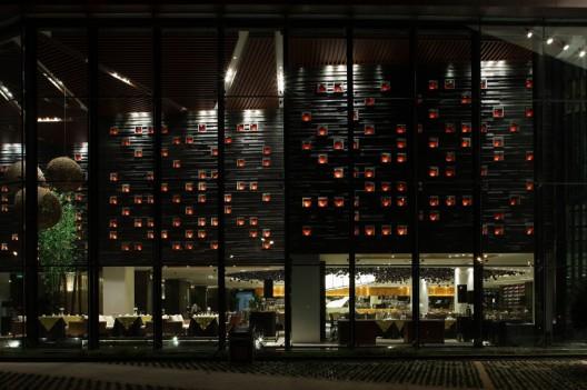 Yuwan Restaurant Nota Design Architects Engineers