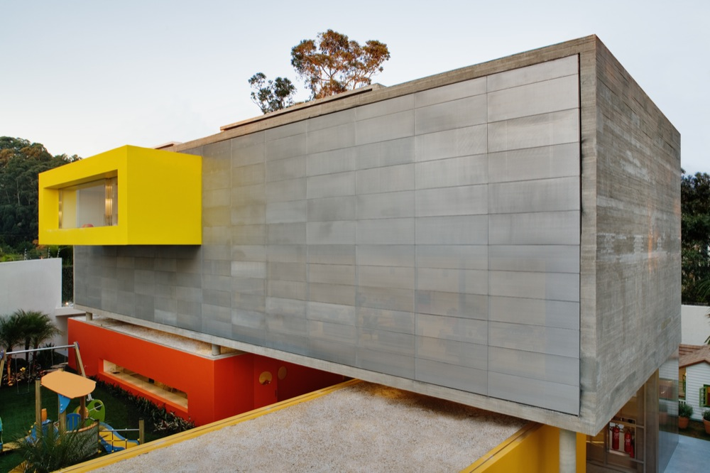 Primetime Nursery School / Marcio Kogan
