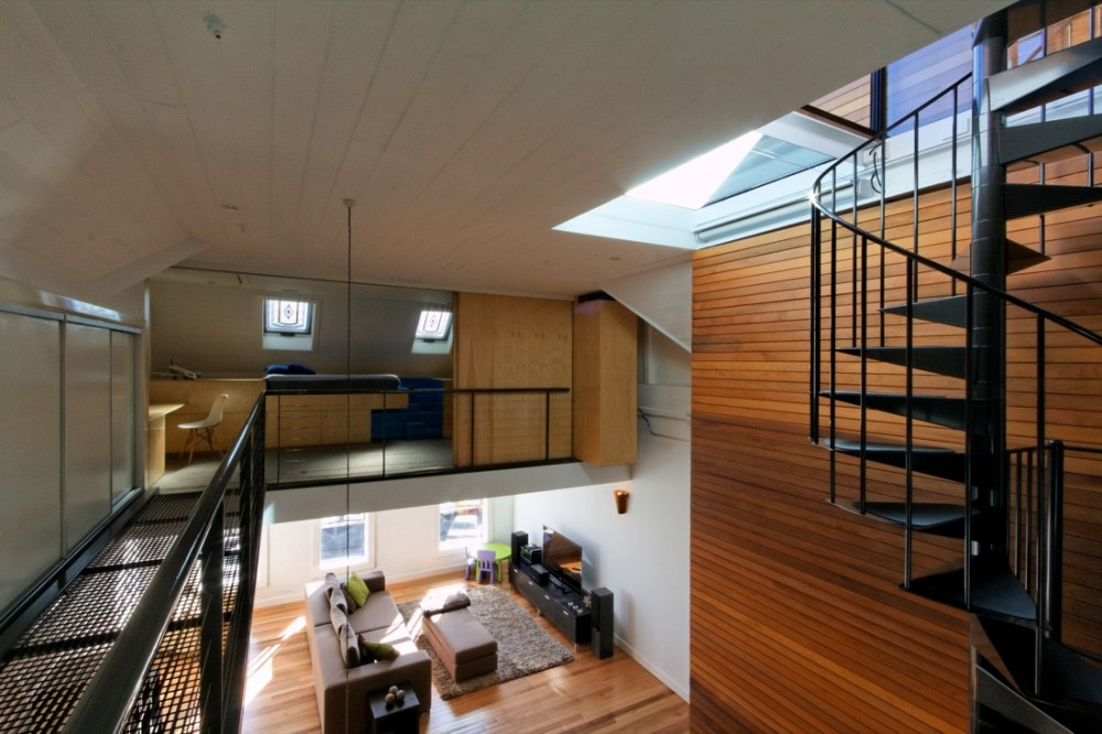 Butler House / Andrew Maynard Architects © Kevin Hui