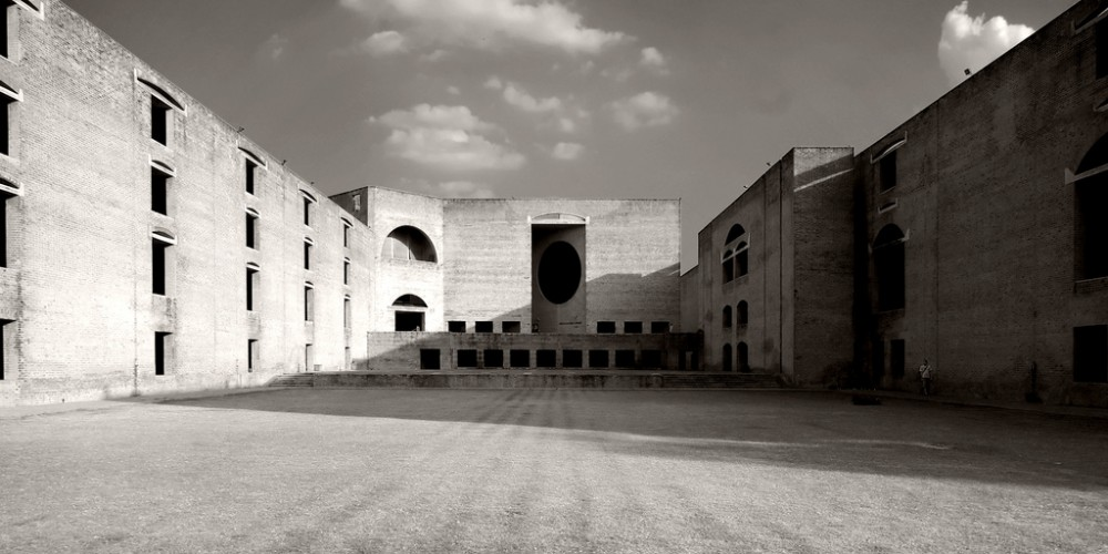 AD Classics: Indian Institute of Management / Louis Kahn