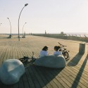 Tel Aviv Port Public Space Regeneration Project - Mayslits Kassif Architects © Galia Kronfeld