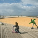 Tel Aviv Port Public Space Regeneration Project - Mayslits Kassif Architects © Daniela Orvin