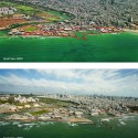 Tel Aviv Port Public Space Regeneration Project - Mayslits Kassif Architects before / after