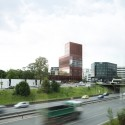 Office Building / LAN Architecture Courtesy LAN Architecture