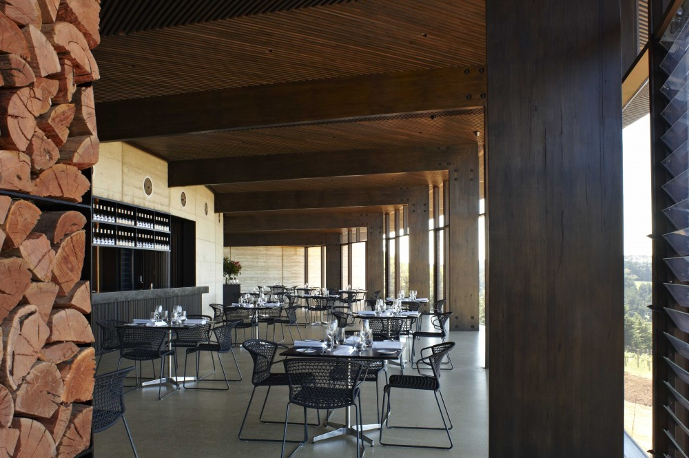 Port Phillip Estate Winery / Wood/Marsh