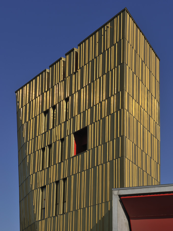 Tour des Arts / Forma 6 Architects