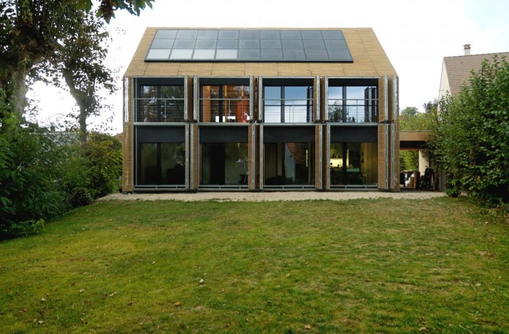 Passive House / Karawitz Architecture Courtesy of Karawitz Architecture