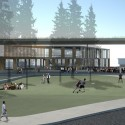 College of Marin New Academic Center / TLCD + Mark Cavagnero Associates ©TLCD Architecture/Mark Cavagnero Associates