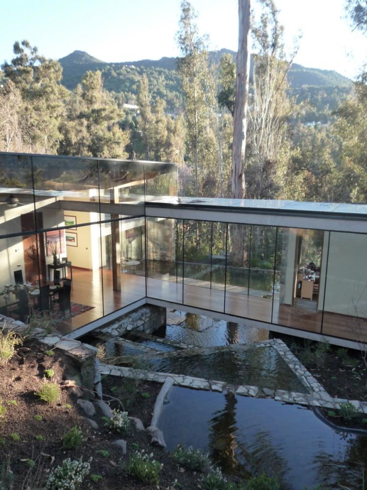 House in Lo Curro / Schmidt Arquitectos Asociados © Martín Schmidt