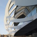 Mediacite - Ron Arad Architects © Peter Cook