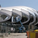 Mediacite - Ron Arad Architects © RAAL