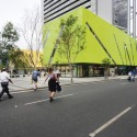 Brisbane Square - Denton Corker Marshall © John Gollings