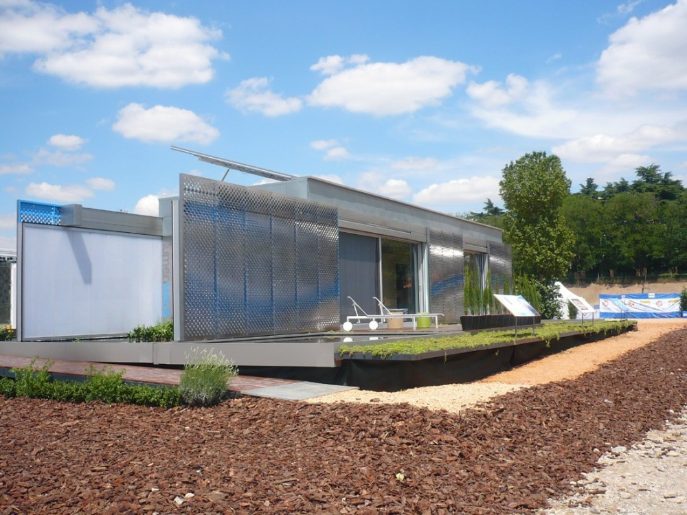 Solar Decathlon: Lumenhaus / Virginia Tech