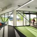 Churchill Integenerational Hub / Suters Architects © Emma Cross