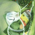 Landmark on Cebeli Hill / 1/1 Architecture Masterplan