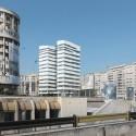 Olympia Tower / PZP Arhitectura © Andrei Margulescu