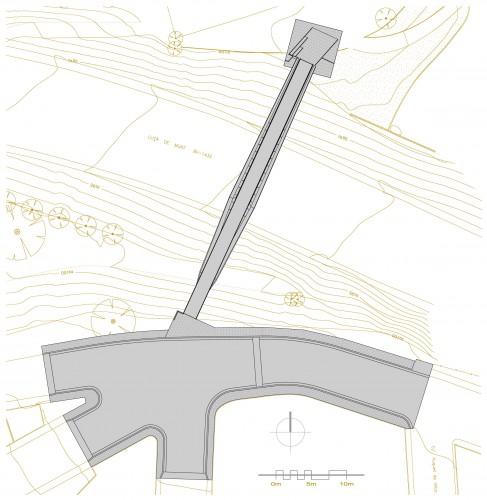 Footbridge Plans: Can Gili Footbridge / Alfa Polaris