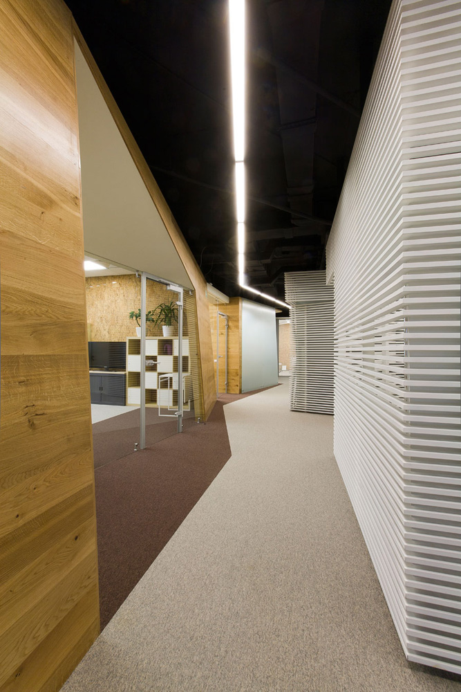 Yandex offices / Za Bor Architects