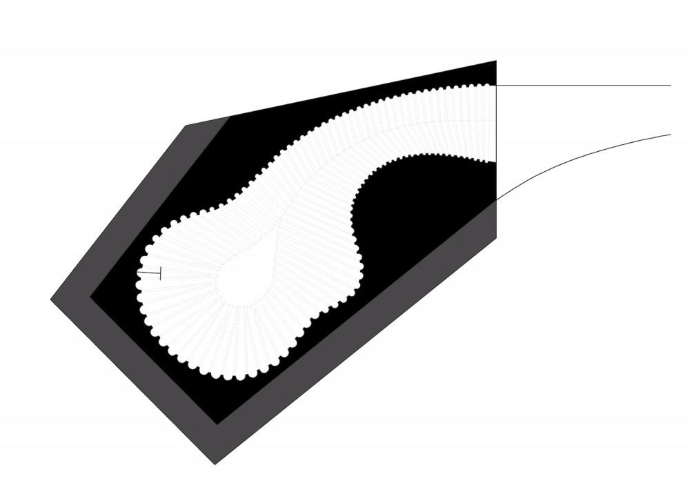 Architecture Photography: Bruder Klaus Chapel floor plan ...