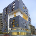 60 Richmond Housing Cooperative - Teeple Architects  Shai Gil Photography
