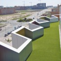 Social Dwellings in Vallecas / Paredes Pino © Paredes Pino