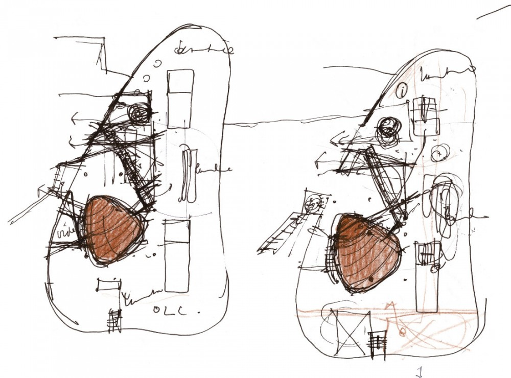 Architecture Photography Floor Plans Sketch 86547