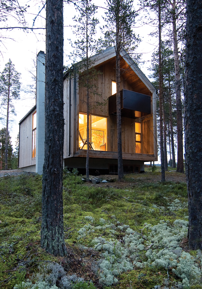 Gunnar's House / Huus Og Heim Architecture © Huus og Heim Architecture
