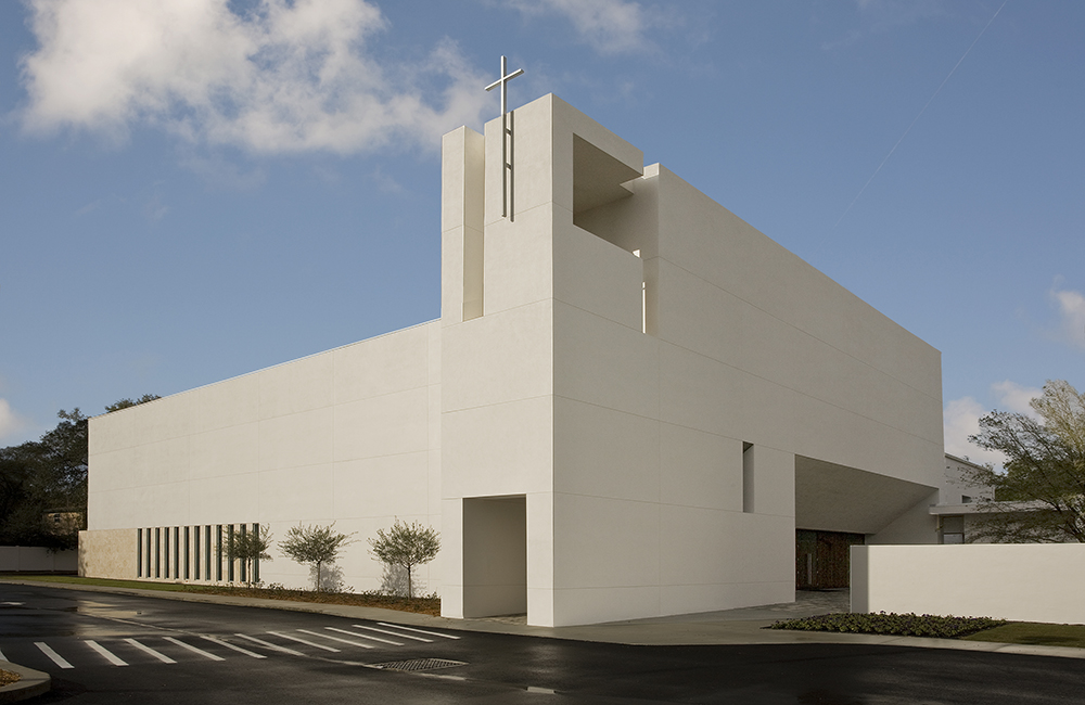Tampa Covenant Church / Alfonso Architects