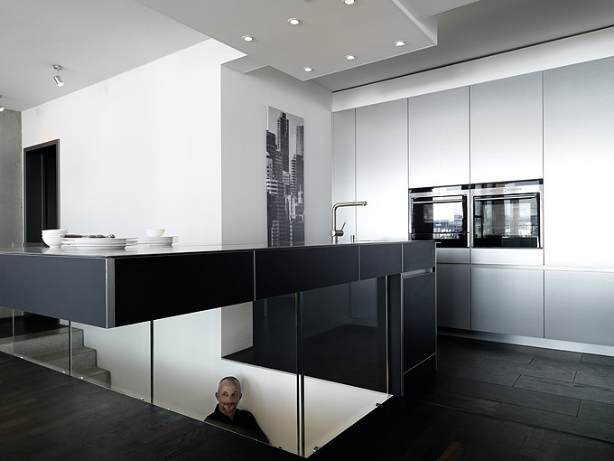 A Flying Kitchen / Daniele Claudio Taddei