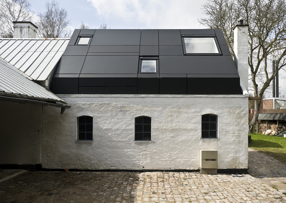Small Studio / Svendborg Architects