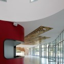 School of Arts - Tetrarc Architects © Stéphane Chalmeau