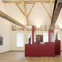 Exhibition Design: 800 years of Crosiers / HMGB Architects © Christoph Rokitta